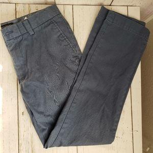 Banana Republic blue Chino pants sz 31